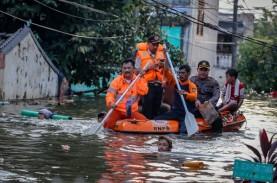 Dilanda Banjir, Ribuan Warga Subang Mengungsi