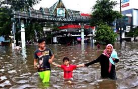 Banjir Jakarta, Jabar dan Banten, 50 Persen Gardu Kembali Alirkan Listrik