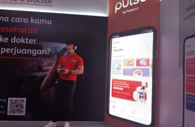 Prudential Pakai Kecerdasan Buatan Ciptakan Aplikasi Pulse