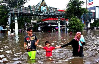 Banjir Jakarta, Kemendag Klaim Distribusi Pangan Aman