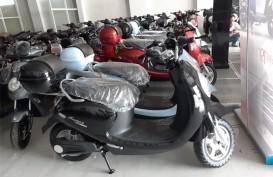 Sepeda Motor Listrik, Insentif Tak Berdampak Signifikan