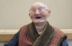 Manusia Tertua di Dunia Meninggal di Usia 112 Tahun
