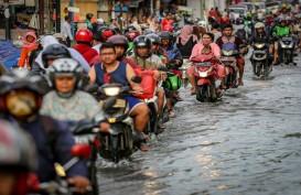Fakta - Fakta Banjir Jakarta 25 Februari: 2 Tewas, AEON Digeruduk Massa