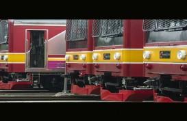 Rel KRL Masih Terendam, Rekayasa Operasi Commuter Line Berlanjut