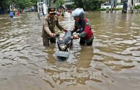 Banjir Jakarta: 5,2 Persen RW di Jakarta Masih Tergenang