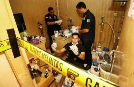 Bareskrim Temukan Pengendali Narkoba, Didominasi Dalam Lapas