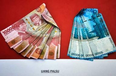 Bank Indonesia Musnahkan 50.000 Uang Palsu