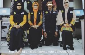 Jimat dan Joki Ramaikan Tes SKD CPNS 2019