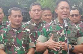 Reorganisasi TNI AD: Semua Jenderal Dijamin Pegang Jabatan