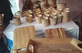Kerajinan Bambu di Pedalaman Lebak Butuh Pemasaran
