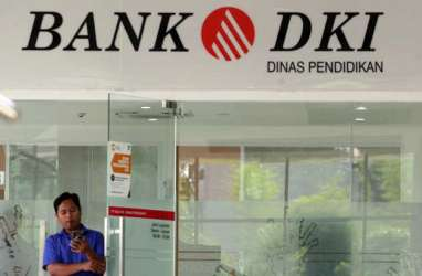 Value Transaksi Sinergi BUMD Bank DKI Capai Rp3 Triliun