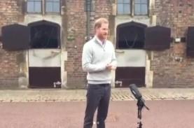 Pangeran Harry Jalani Tugas Akhir Kerajaan, Kini Panggil…