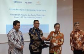 Perum Peruri dan Pos Indonesia Kerja Sama Pencetakan Prangko
