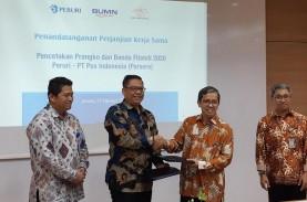 Perum Peruri dan Pos Indonesia Kerja Sama Pencetakan…