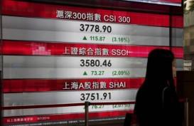 Bursa China & Hong Kong Menguat di Tengah Aksi Jual Investor