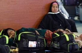 700 Calon Jemaah Umrah Belum Bisa Berangkat dari Soekarno-Hatta