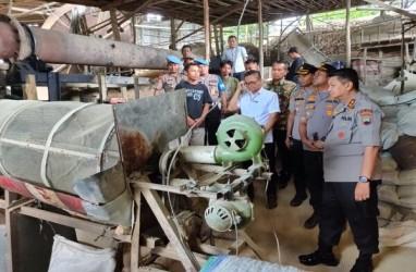 Tujuh Pabrik Pupuk Palsu Dibongkar di Wonogiri dan Gunung Kidul