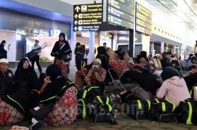 2.579 Jemaah Umrah Berhasil Mendarat di Arab pada…