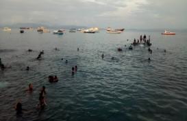 Ini Penyebab Ratusan Ikan Mati di Pantai Falajawa Ternate