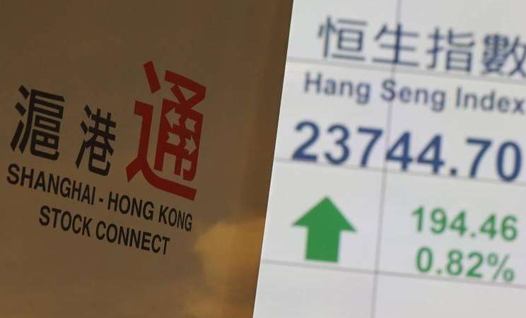 Hang Seng Index - Reuters