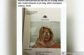 Seorang Tahanan Wanita Kabur saat akan Disidang di…