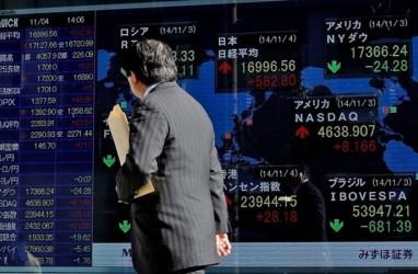 Indeks Volatilitas Nikkei Melonjak 33 Persen, Bursa Jepang Terpukul