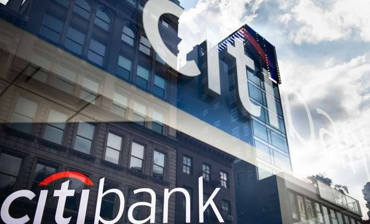 Kantor Citibank di New York. - Bloomberg / Mark Kauzlarich