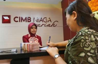 Unit Syariah CIMB Niaga Incar Segmen Bisnis Halal Besarkan Dana Murah