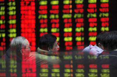 Kompakan, Bursa China dan Hong Kong Anjlok 2 Persen Lebih