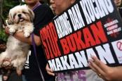 Pemprov Jateng: Stop Makan Daging Segawon (Anjing)