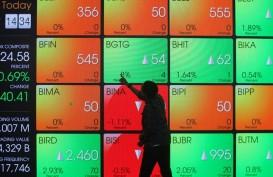 IHSG Terus Turun, Investor Asing Catat Net Sell Rp17,21 Miliar