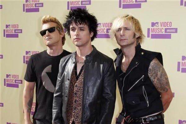 Grup Rock Green Day