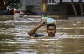Perbandingan Kerugian Ekonomi Banjir Jakarta 25 Februari vs 1 Januari