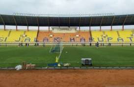 Laga Persib Vs Persela Digelar di Stadion Jalak Harupat