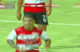 Liga 1: Madura United Hajar Barito Putera 4-0, Raih Poin Penuh di Kandang