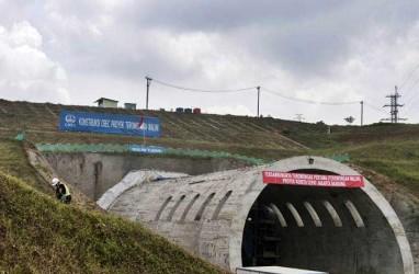 Pemicu Banjir, Proyek Kereta Cepat Jakarta-Bandung Disetop Sementara