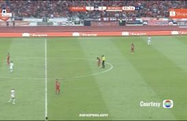 Liga 1: Seru, Persija vs Borneo FC 3-2. Persija Raih Poin Penuh di Kandang