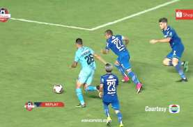 Liga 1: Persib Hajar Persela 3-0, Hapus Trauma Kalah…