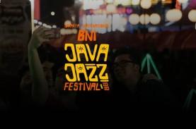 BNI dan Anak Usaha Hadir di Java Jazz Festival 2020