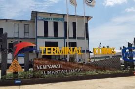 Pembangunan Terminal Kijing, Pembebasan Lahan Hampir…
