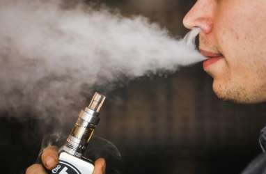 Astaga! Pengguna Rokok Elektrik Remaja Meningkat