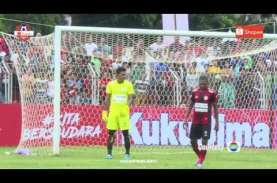 Liga 1: Persipura Tekuk PSIS 2-0, Raih Poin Penuh…