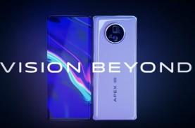 APEX 2020, Ponsel Pintar Vivo Berfitur Revolusioner