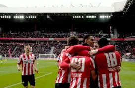 Hasil Liga Belanda, PSV Vs Feyenoord Berakhir Sama Kuat 1-1