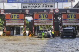 Sejumlah Wilayah di Jakarta Timur Masih Tergenang…