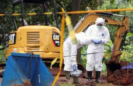 BATAN Sudah Amankan 400 Drum Tanah Terpapar Radioaktif di Serpong