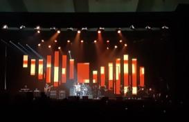 Omar Apollo Tampil Enerjik di Java jazz Festival 2020
