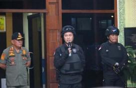 Bersama Tim Hunter, Sekda Kota Palembang Terlibat Langsung Jaga Keamanan