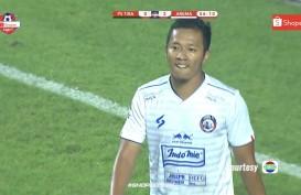 Liga 1: Arema FC Tekuk PS TIRA 2-0 Lewat 2 Gol Hari Yudo