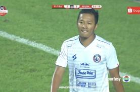 Liga 1: Arema FC Tekuk PS TIRA 2-0 Lewat 2 Gol Hari…